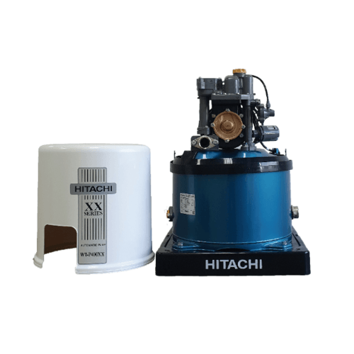HITACHI ปั๊มน้ำอัตโนมัติ400W  WT-P400XX