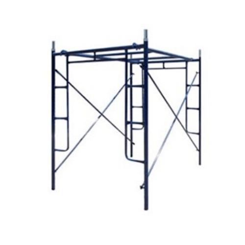 ตราช้าง นั่งร้าน  1930x1219x1829(สูง1.9 เมตร)  (2มม.)  FS สีน้ำเงิน