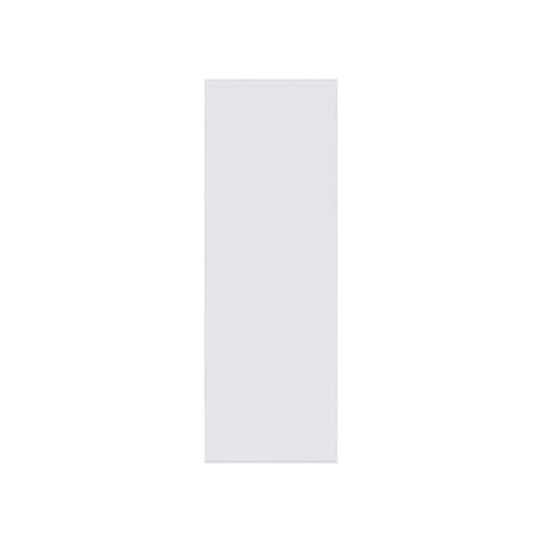 BATHIC ประตูพีวีซี ขนาด 90x200 ซม.  (ไม่เจาะ)  BC1 สีขาว