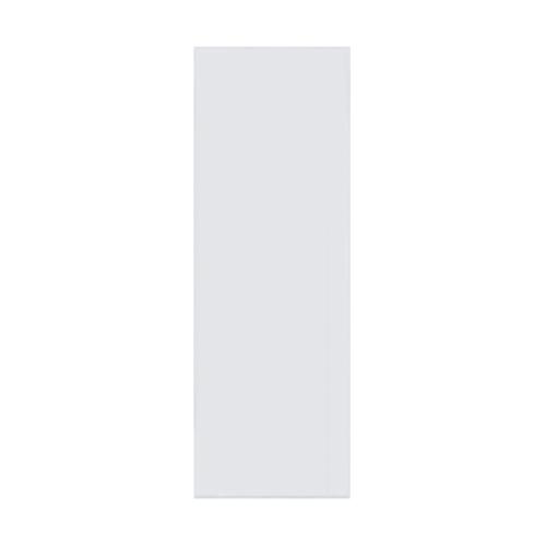 BATHIC  ประตูพีวีซี บานทึบเรียบ 80x200ซม. (ไม่เจาะ) BC1 สีขาว