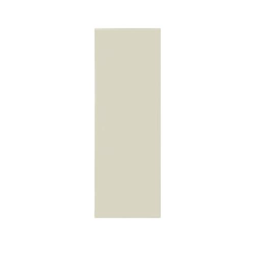 BATHIC  ประตูพีวีซี บานทึบเรียบ  60x180ซม.  (ไม่เจาะ) BC1 สีครีม