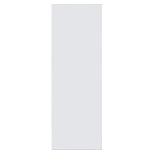 BATHIC  ประตูพีวีซี บานทึบ ขนาด 100x200ซม. (ไม่เจาะ) BC1 สีขาว