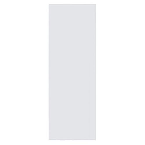 BATHIC  ประตูพีวีซี บานทึบเรียบ ขนาด  75x180ซม.  (ไม่เจาะ) BC1 สีขาว
