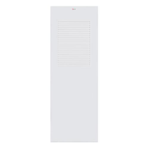 BATHIC ประตูพีวีซี BC3 69.3x196ซม. (ไม่เจาะรูลูกบิด) BC3 ขาว