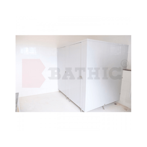 BATHIC บานประตูพาร์ติชั่น 70x185 สีเทา PT-C สีเทา
