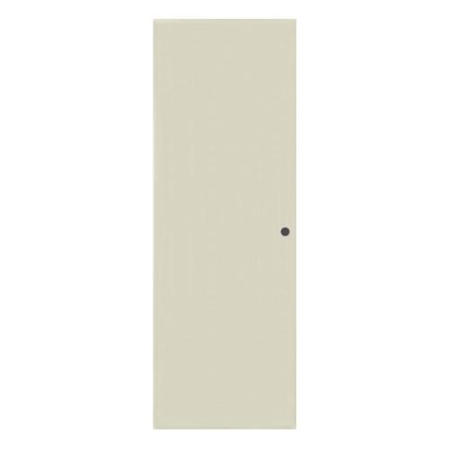 BATHIC ประตูพีวีซี ขนาด 80x180 ซม. BC1 สีครีม