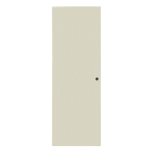 BATHIC ประตูพีวีซี ขนาด 80x200 ซม.  BC1 สีครีม