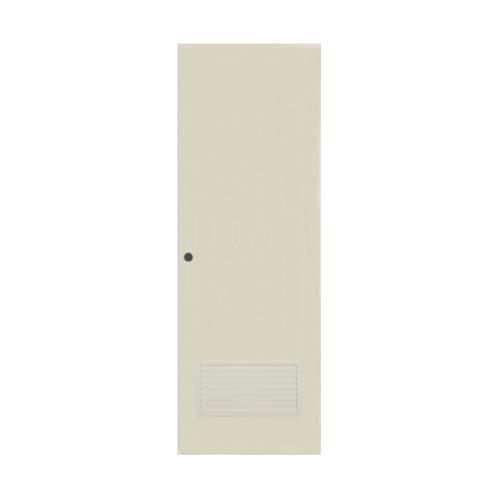 BATHIC ประตูพีวีซี ขนาด 70x200 ซม. BC2 สีครีม