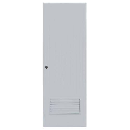 BATHIC ประตู PVC ขนาด 80x180 ซม. BC2 สีเทา