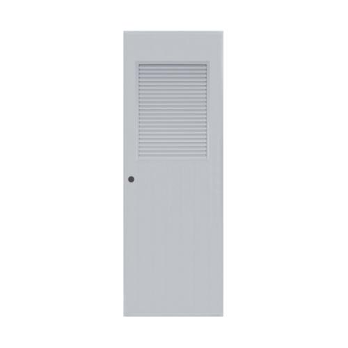 BATHIC ประตู PVC ขนาด 70x200 cm. BC3 สีเทา