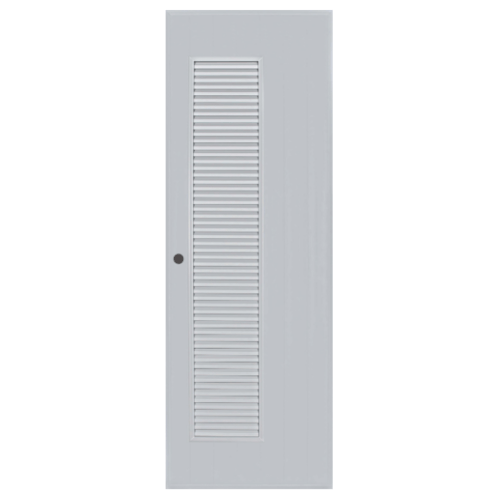 BATHIC ประตู PVC ขนาด 70x180 ซม.  BC5 สีเทา