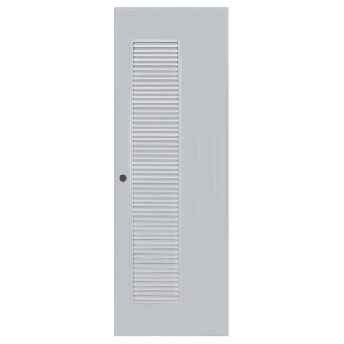 BATHIC ประตู PVC ขนาด 70x180 ซม. BC5 สีครีม