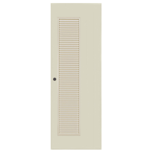 BATHIC ประตูขนาด 80x180 CM. BC5 สีครีม