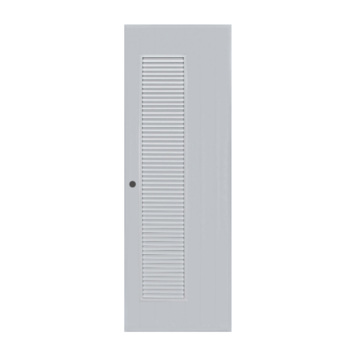 BATHIC ประตู PVC ขนาด 80x200 ซม. BC5 สีเทา