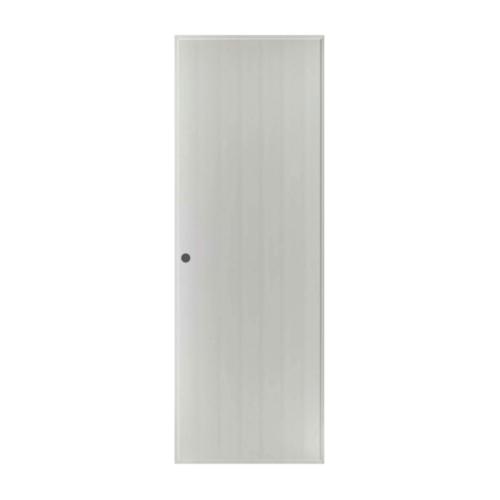 BATHIC ประตู PVC ขนาด 70x200 ซม.  BS1 สีเทา