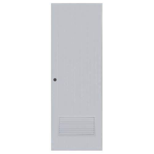 BATHIC ประตู PVC ขนาด  70x200 ซม. BS2 สีเทา