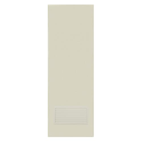 BATHIC ประตู  ขนาด  70x180 ซม. ไม่เจาะ BC2 สีครีม