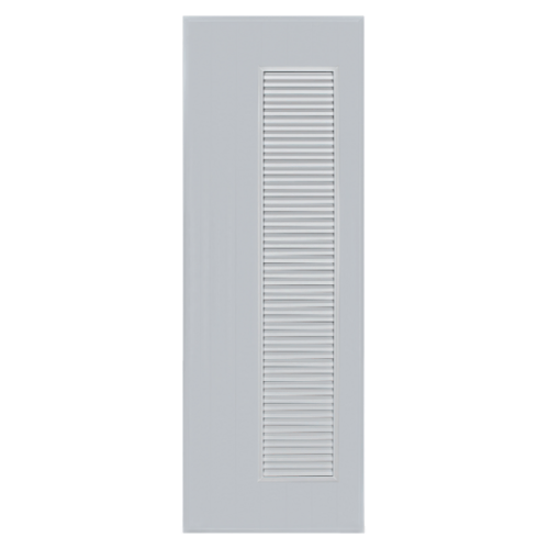 BATHIC ประตูพีวีซี ขนาด 70x200 ซม.  ไม่เจาะ  BC5 สีเทา
