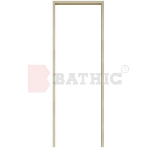 BATHIC วงกบ PVC ขนาด 80x180 ซม. 7005200 สีครีม