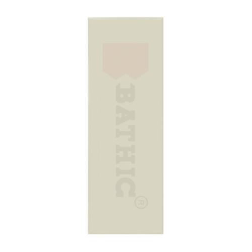 BATHIC ประตูพีวีซี ขนาด 98x200 ซม. (ไม่เจาะ) BC1 สีเทา