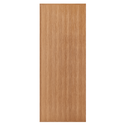 BATHIC ประตูพีวีซี ขนาด 70x190 ซม. สีบีช (ไม่เจาะ)  BL1