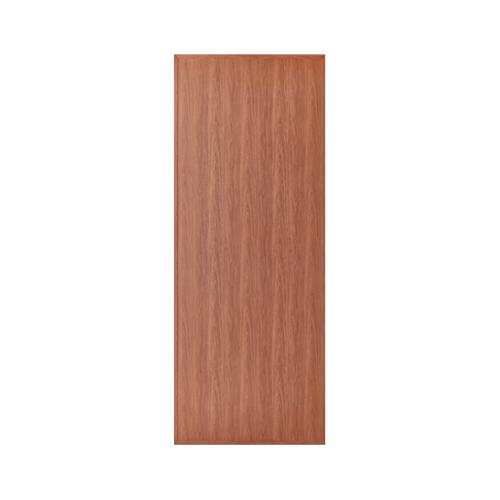 BATHIC ประตูพีวีซี บานเรียบ 70x200cm. สีทีค (ไม่เจาะ) BL1