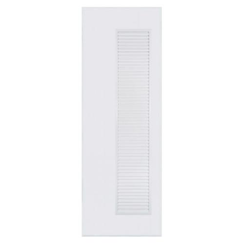 BATHIC ประตู PVC ขนาด 70x180 ซม. ไม่เจาะ BC5 สีขาว