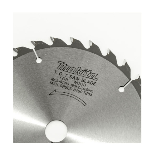 MAKITA  ใบเลื่อยตัดไม้ 7 A-81913 สีเทา