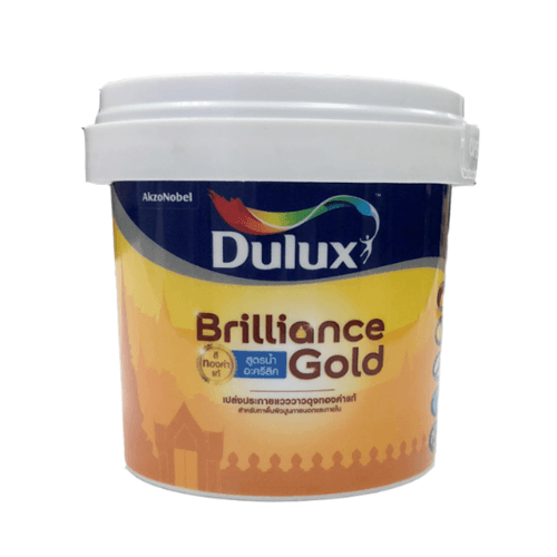 Dulux ดูลักซ์บริลเลียนซ์โกลด์ สูตรน้ำ  ขนาด 0.236L GW900