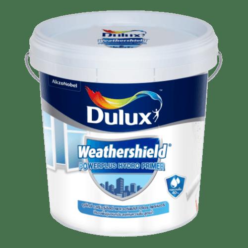 DULUX สีรองพื้นเพาเวอร์พลัส ไฮโดรไพร์เมอร์ 9L สีขาว