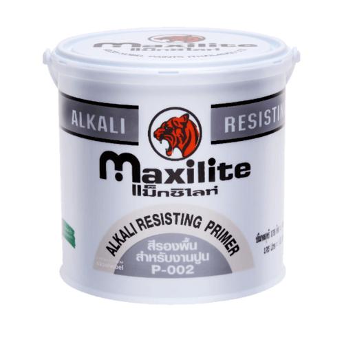 Dulux สีรองพื้นปูนใหม่แม็กซิไลท์  P002 1G MAXILITE