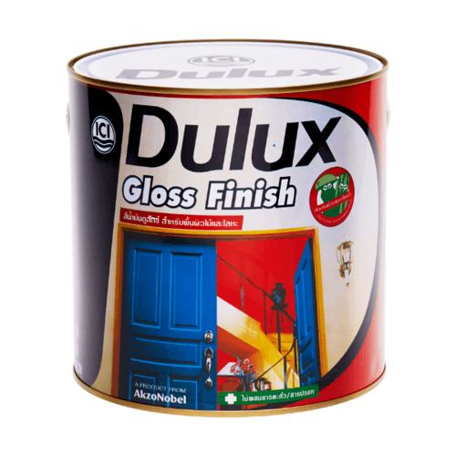 Dulux สีน้ำมัน ICI 2023 กล.แม่สี  GLOSS