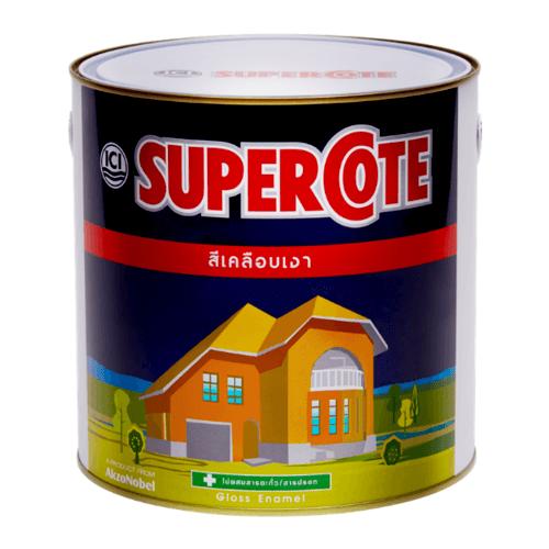 Dulux สีน้ำมัน S/C 205 กล. Super cote