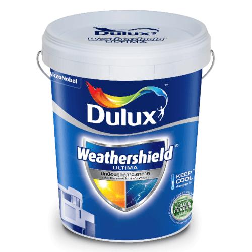 Dulux สี ICI เวเธอร์ซิลด์   4535 ถัง สีขาว