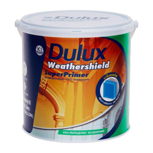 Dulux สีรองพื้นปูนใหม่ ICI  1050Wกล. SUPER PRIMER