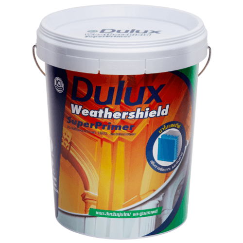 Dulux สีรองพื้นปูนใหม่ ICI  1050W SUPER PRIMER