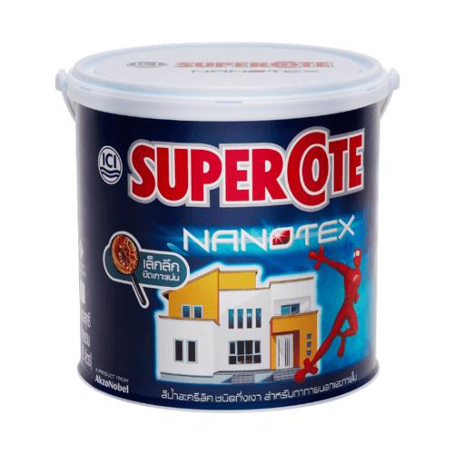 Dulux สีภายนอก 044 กล. Supercote Nanotex