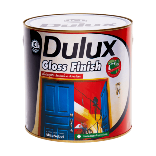 Dulux สีน้ำมัน ICI  2068 กล. GLOSS