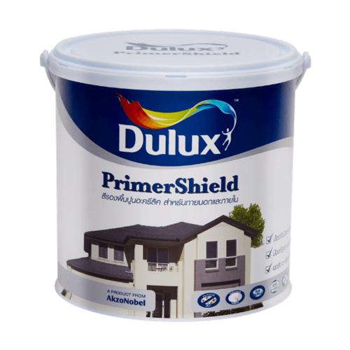 Dulux สีรองพื้นปูนใหม่ ดูลักซ์ ไพร์เมอร์ชิลด์ 1010 PRIMERSHIELD สีขาว