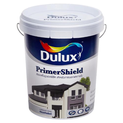 Dulux สีรองพื้นปูนใหม่ ไพร์เมอร์ชิลด์ 1010 สีขาว