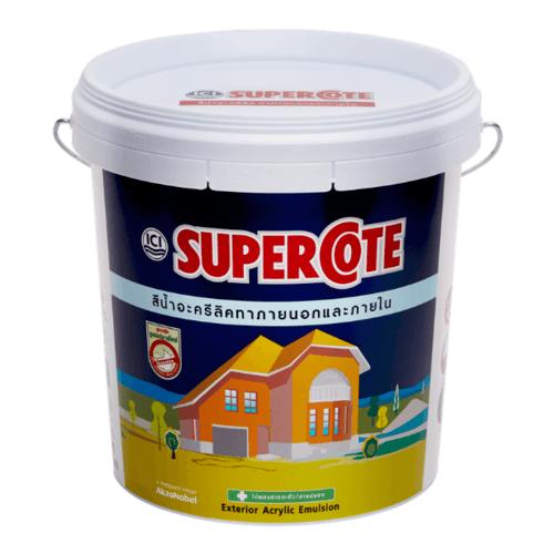 Dulux ซูเปอร์โคท สีน้ำภายนอก เบส C Supercote