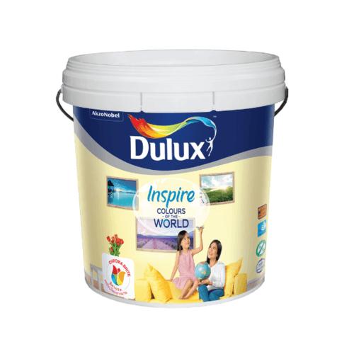 Dulux อินสไปร์ภายในด้าน เบส A Inspire Interior  ขาว