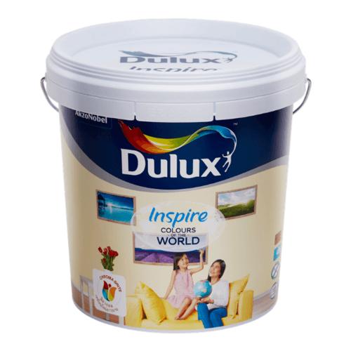 Dulux ดูลักซ์อินสไปร์ภายใน กึ่งเงา เบสB 9L INSPIRE