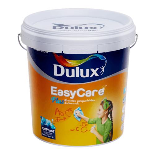 DULUX  อีซี่แคร์ พลัส กึ่งเงา  เบสA 9L  สีขาว