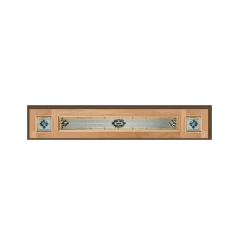 MAZTERDOOR ประตูไม้สยาแดง Jasmine-05Upper