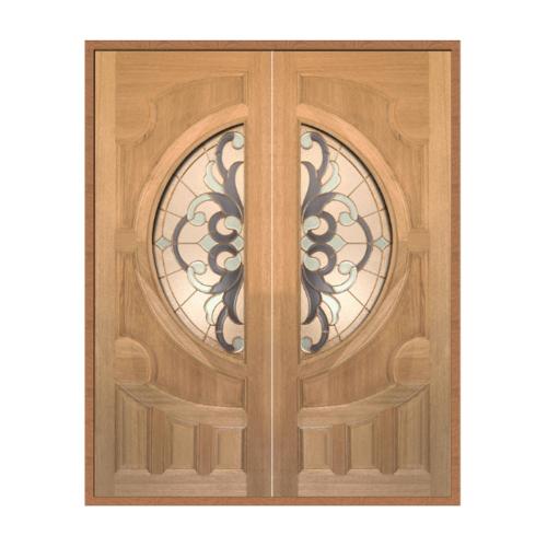 MAZTERDOOR ประตูไม้นาตาเซีย ขนาด80x200cm Vanda-03