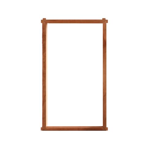 MAZTERDOOR วงกบหน้าต่าง ขนาด  40x140 cm. DF-01