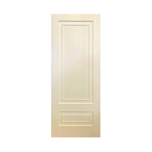 MAZTERDOOR  ประตูไม้สยาแดง บานทึบ 2ฟัก ขนาด 70x200ซม.  SK-01