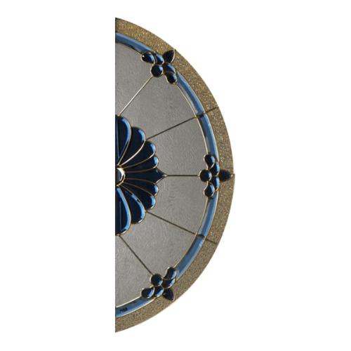 Masterdoors กระจก ขนาด  42x108CM. VANDA-06