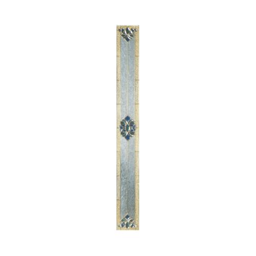 Masterdoors กระจกประตู  20mm.  ขนาด 25x137cm.  JASMINE-05